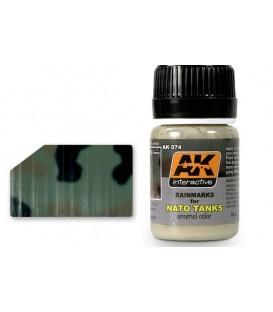 AK074 Rain Marks for NATO Tanks 35 ml.