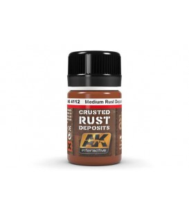 AK4112 Medium Rust Deposit 35 ml.