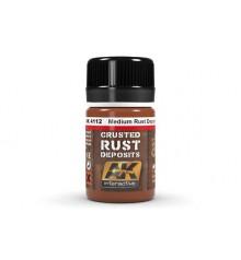 AK4112 Medium Rust Deposit 35 ml.