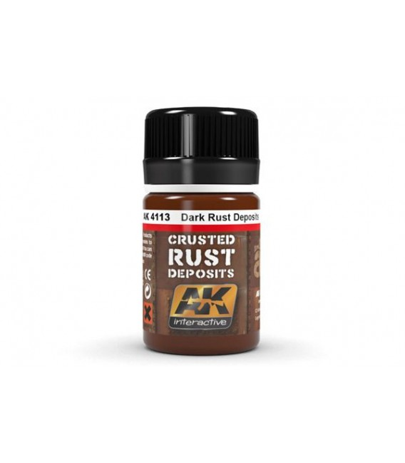 AK4113 Dark Rust Deposit 35 ml.
