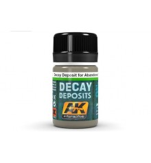 AK675 Decay deposit for abandoned vehicles 35 ml.