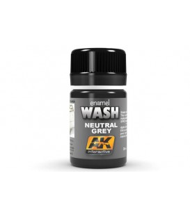 AK677 Neutral Grey Wash 35 ml.