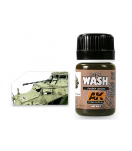 AK066 Africa Korps Wash 35 ml.