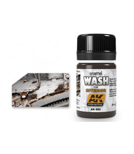 AK093 Wash for Interior 35 ml.