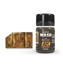 AK263 Wash for wood 35 ml.