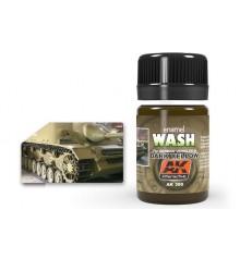AK300 Dark Yellow Wash 35 ml.
