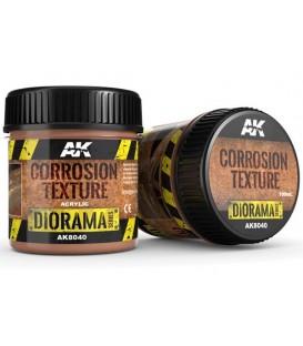 AK8040 Corrosion texture 100 ml.