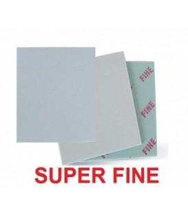 Set 3 Spugne Abrasive Super Fine 14 x 11 cm