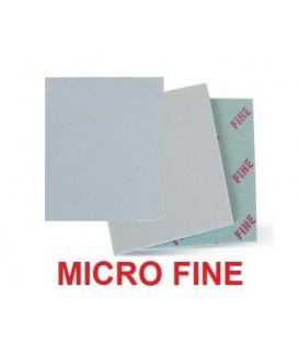 3 Micro Fine Abrasive Sanding Sponges 14 x 11 cm Set