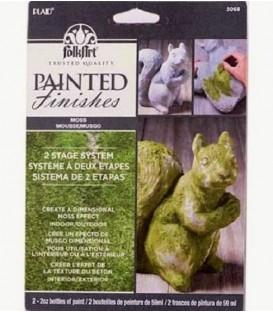 03) 5068 Muschio Pittura FolkArt Painted Finishes Set 2x59