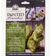 03) 5068 Moss Acrylic FolkArt Painted Finishes Set 2 x 59 ml