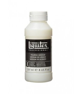 Medium de Alisado Liquitex 237 ml.