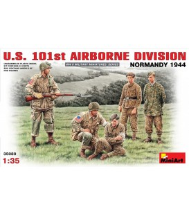 35089 U.S. 101st Airborne division, Normandy 1944