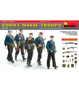 35094 Soviet Naval Troops (Special Edition)