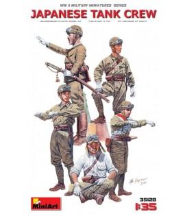 35128 Japanese Tank Crew