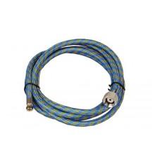 Airbrush hose 3m (1/8 H - 1/4x40 H)