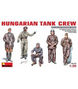 35157 Hungarian Tank Crew