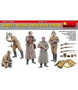 35185 Soviet Heavy Artillery Crew. Special Edition