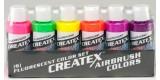 5802-00 Createx Fluorescent Set