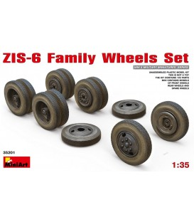 35201 Zis-6 Family Wheels Set