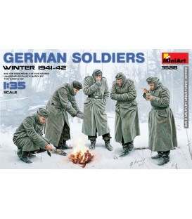 35218 German Soldiers Winter 1941-42