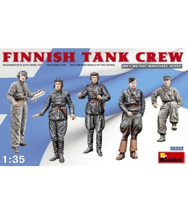 35222 Finnish Tank Crew