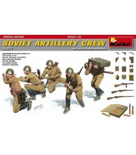 35231 Soviet Artillery Crew. Special Edition