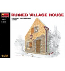 35520 Ruined Village House