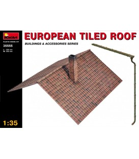 35555 European Tiled Roof