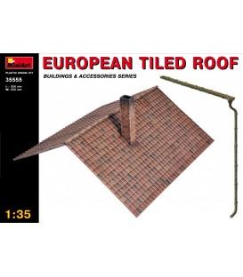 35555 European Tiled Roof