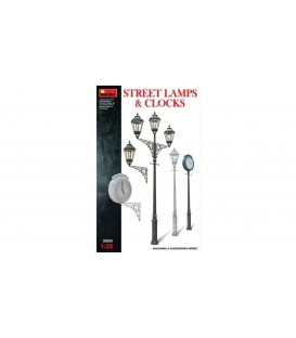 35560 Street Lamps & Clocks