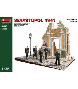 36005 Sevastopol 1941