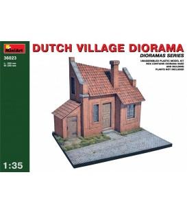 36023 Dutch Village Diorama