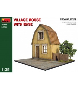 36031 Village House with Base