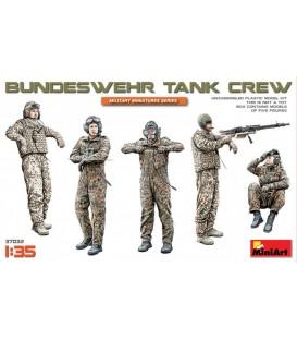 37032 Bundeswehr Tank Crew