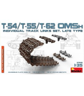 37048 T-54/T-55/T-62 OMSh Track Links Set. Late type