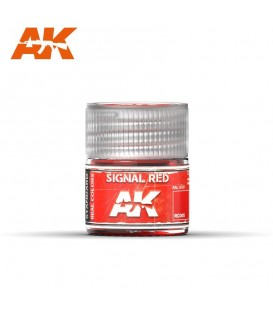 RC005 Signal Red 10ml. AK Real Colors