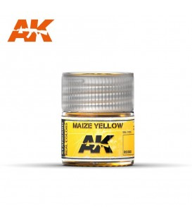 RC008 Maize Yellow 10ml. AK Real Colors