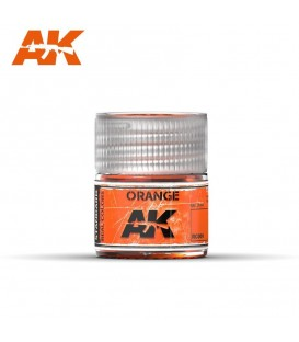 RC009 Orange 10ml. AK Real Colors