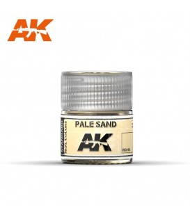 RC018 Pale Sand 10ml. AK Real Colors