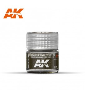 RC070 Common Protective ZO 10ml. AK Real Colors