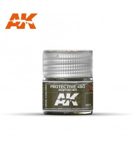 RC073 Protective 4BO 10ml. AK Real Colors