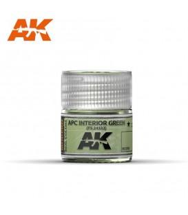 RC078 APC Interior Green 10ml. AK Real Colors