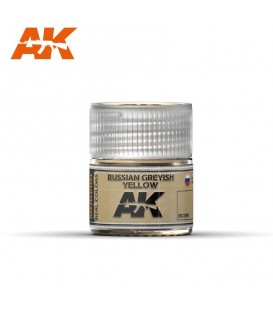 RC099 Russian Greyish Yellow 10ml. AK Real Colors