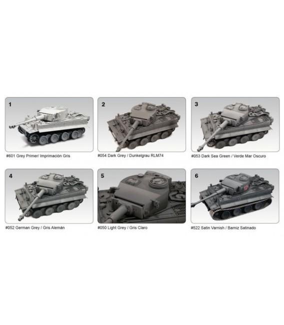 78.400 Set AFV German Dark Grey.