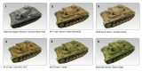 78.410 Set AFV German Afrika Korps 1942-1944 (DAK).