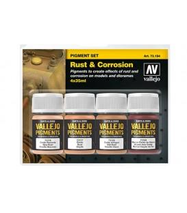 """73.194 """"Rust & Corrosion"""" Pigments Vallejo"""