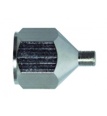 """Airbrush adapter 0,45""""m a 1/4""""f."""