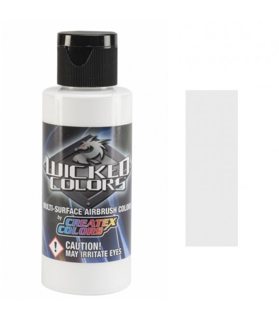 COLOR WICKED W030 BLANCO OPACO (60 ml.)