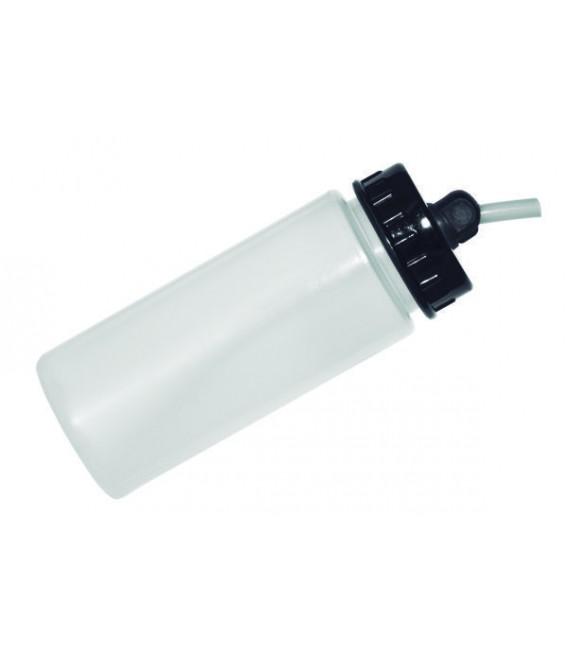 g) Godet en plastique translucide 80 cc pour aerographe (DP02).